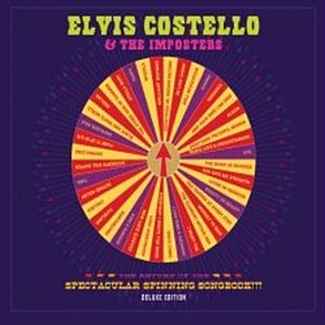Elvis Costello & The Imposters 'The Return of the Spectacular Spinning Songbook' –  DVD review