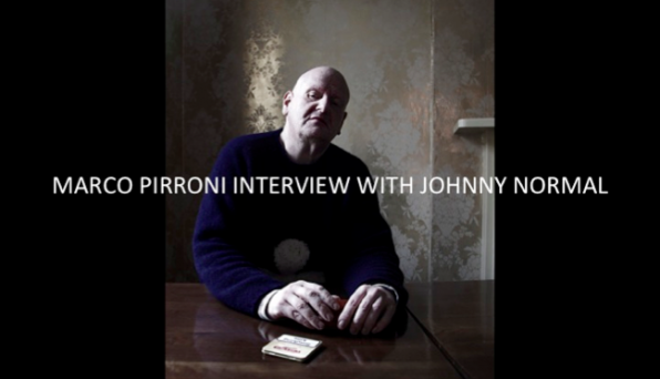 Marco Pirroni Interviewed by Johnny Normal
