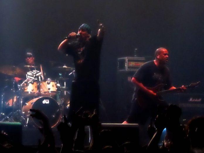 still big in shorts...Suicidal Tendencies at Punkspring