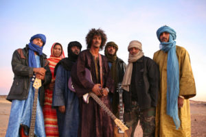 Tinariwen: Colston Hall, Bristol – live review
