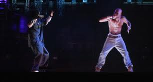 hologram of Tupac performs at Coachella festival- is this the future of music?
