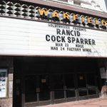 Rancid / Cock Sparrer –  San Francisco : live review