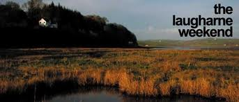 'we got a reader' The Laugharne Weekend- literary festival, April 13/15 details here