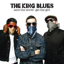things had got so bad that they had to hide their face...King Blues split up