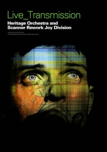 Scanner and The Heritage Orchestra rework Joy Division