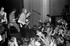 Sex Pistols Trondheim 1977 © Truls Berge