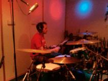 a drum machine!
