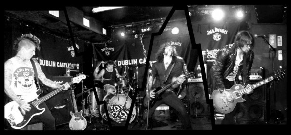 New band of the day: Black Bullets – live review & CD review