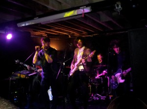 Mutineers: Manchester – live review