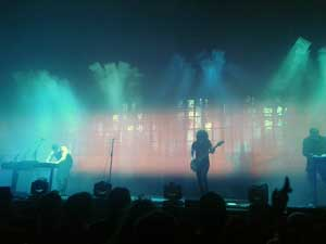 Nine Inch Nails: Manchester, Phones 4 U Arena – live review