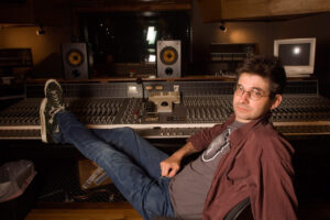 """Steve Albini: """"The single best thing that has happened in my lifetime in music, after punk rock, is being able to share music, globally for free."""""""