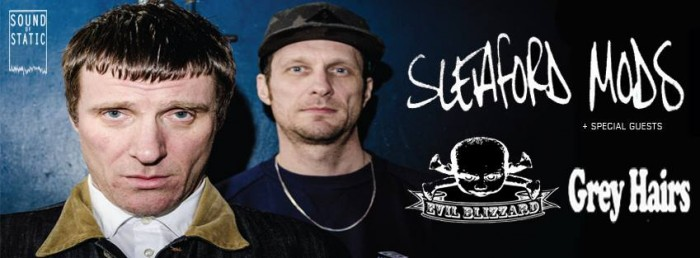Sleaford Mods competition