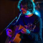Chris Helme performing
