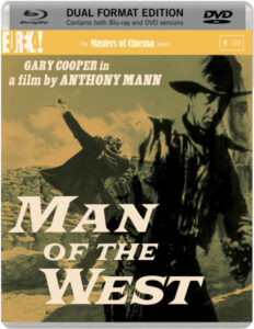Eureka Man of the West Cover