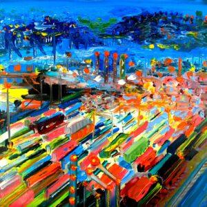 Freight by Erica Nockalls