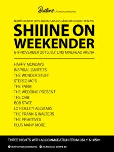Shiine Weekender 4
