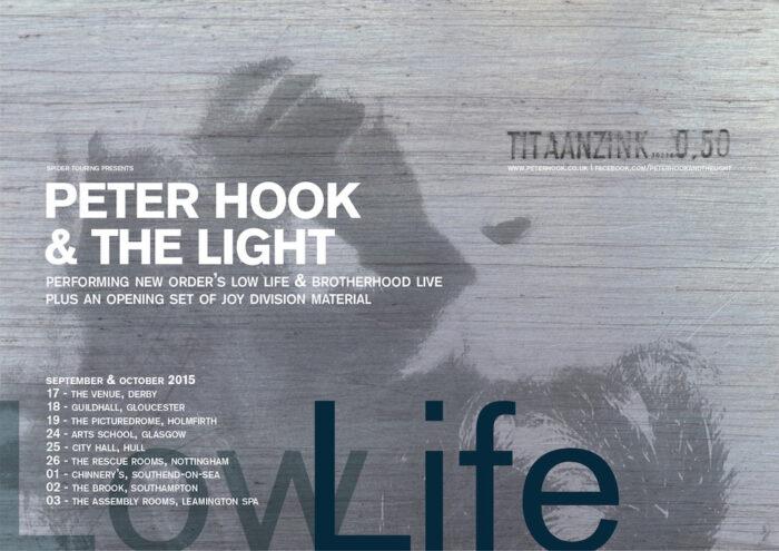 The Light Lowlife Brotherhood UK Tour Autumn 2015