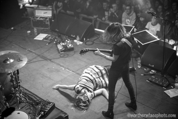 Sleater-Kinney Manchester Albert Hall