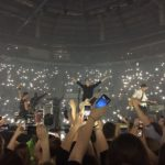 McBusted on stage in Nottingham