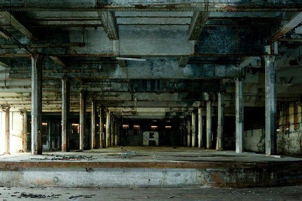 Mayfield Depot - Shot © Jan Cheblik