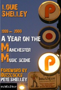 A Year On The Manchester  Music Scene Cover