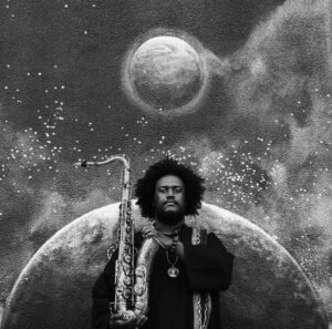 Kamasi Washington The Epic Cover Art