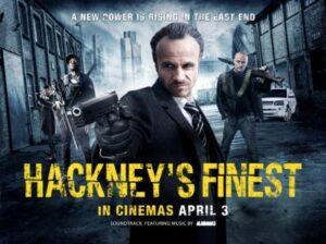 HACKNEY'S FINEST_Poster quad