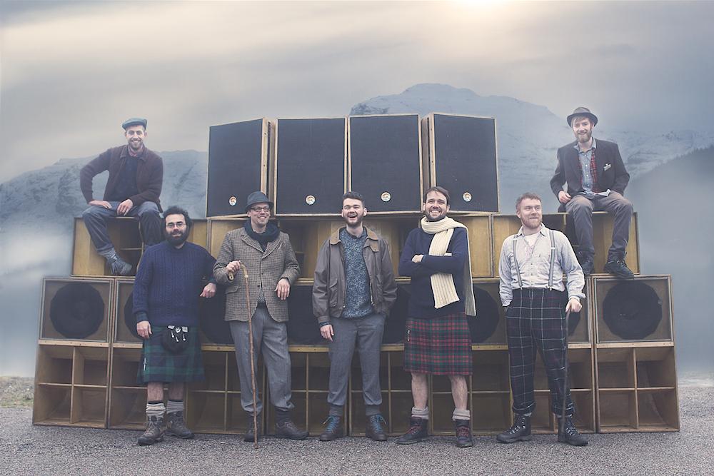 Mungo's Hi Fi Soundsystem Crew (Credit CAM Creative)