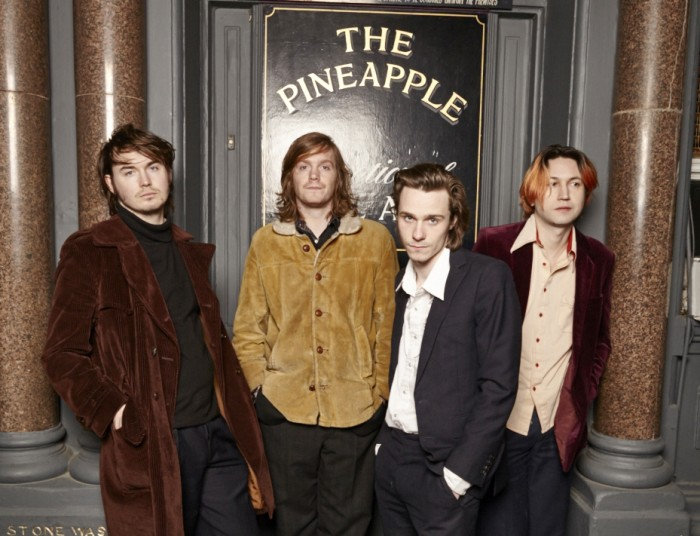 PALMA VIOLETS NEW PINEAPPLE