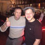 Harry Mulligan and Hector Bizerk