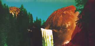 My Morning Jacket The Waterfall - album cover