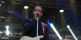 Albert Hammond Jr. Primavera Sound