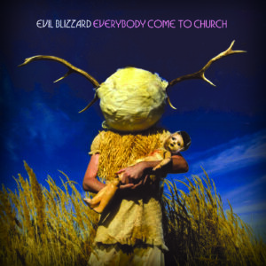 Blizzard Church album cover