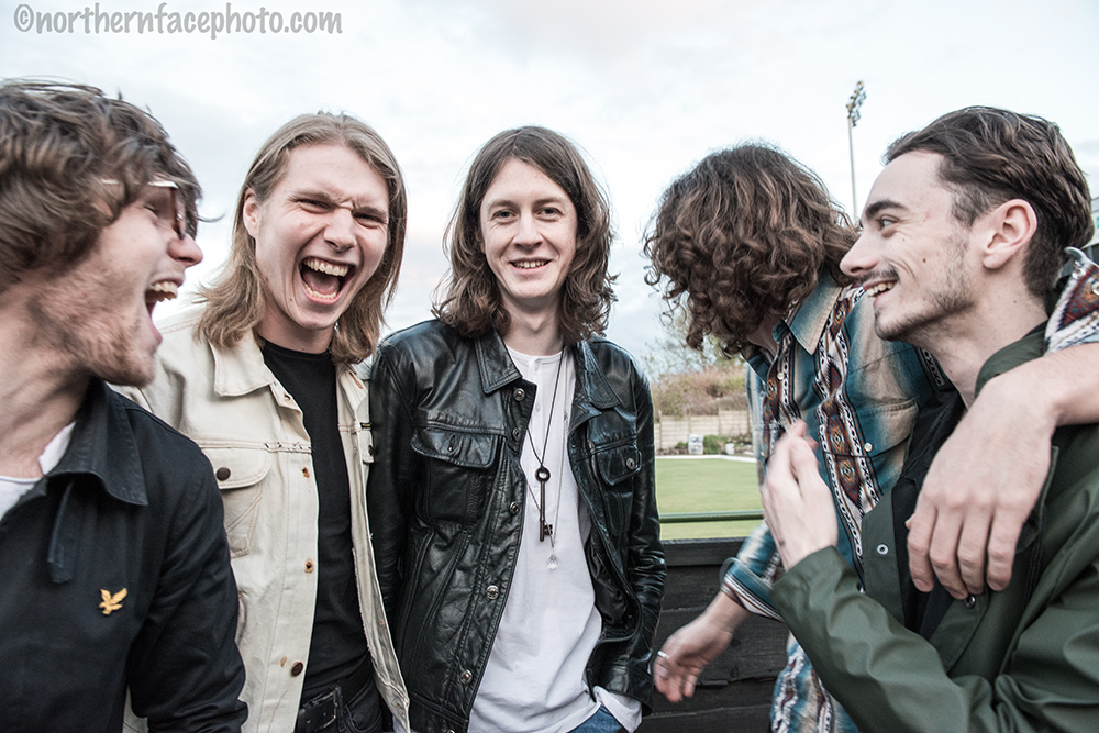 Blossoms - The Bungalow - Stockport - May 2015