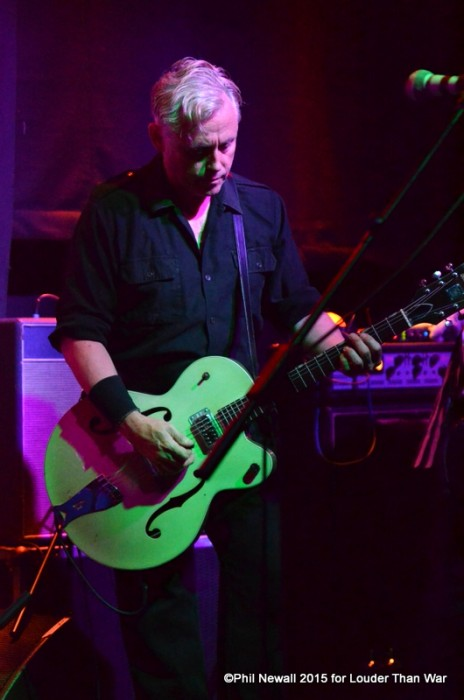 Theatre Of Hate May (1) 2015 @ L'pool
