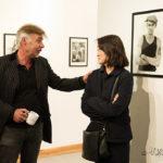 Sheila Rock + Glen Matlock