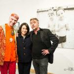 Sheila Rock, Andrew Logan, Glen Matlock