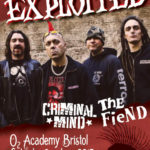 Exploited Bristol Jun15