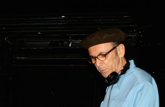 DJ Kevin Rowland live on stage
