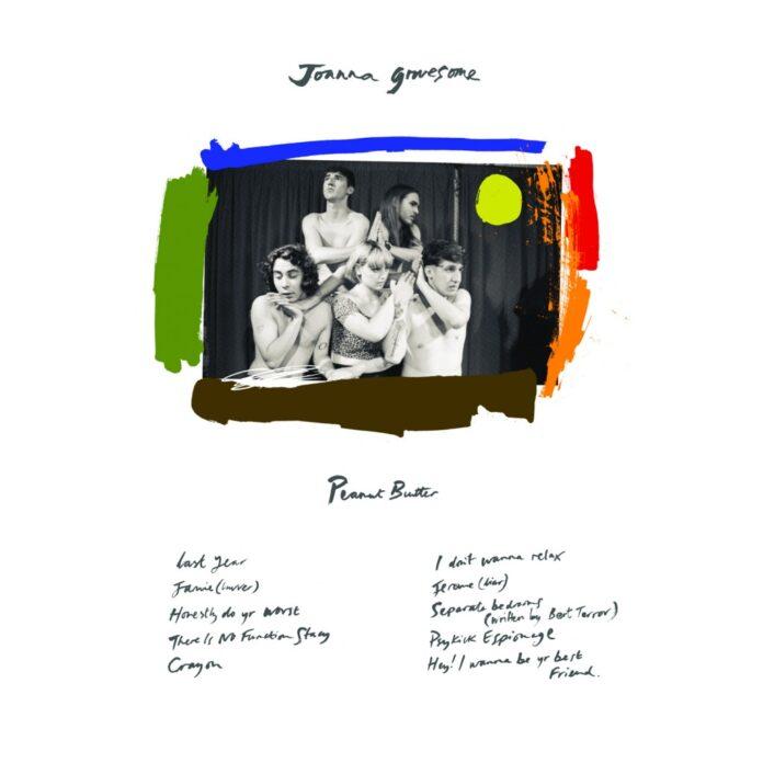 Joanna Gruesome Peanut Butter Album Cover
