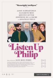 Listen Up Philip poster