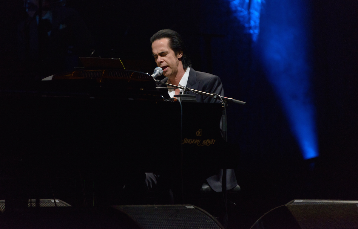 Nick Cave announces Venice debut for new film