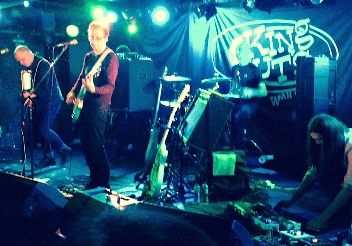 Wire: King Tut\'s Wah Wah Hut, Glasgow - live review | Louder Than War