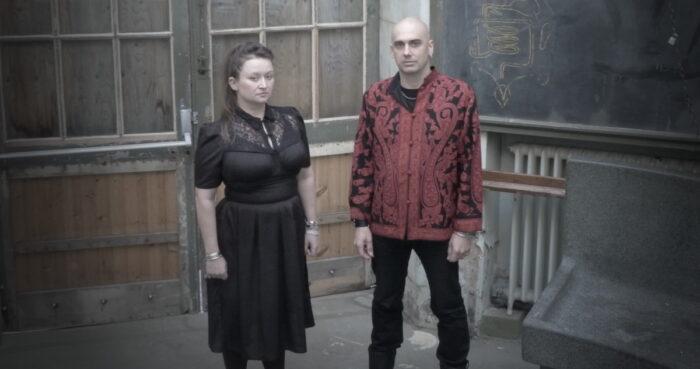 Eliza Carthy and Tim Eriksen Press Shot 1