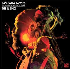 Jashwha Moses - The Rising Album Cover