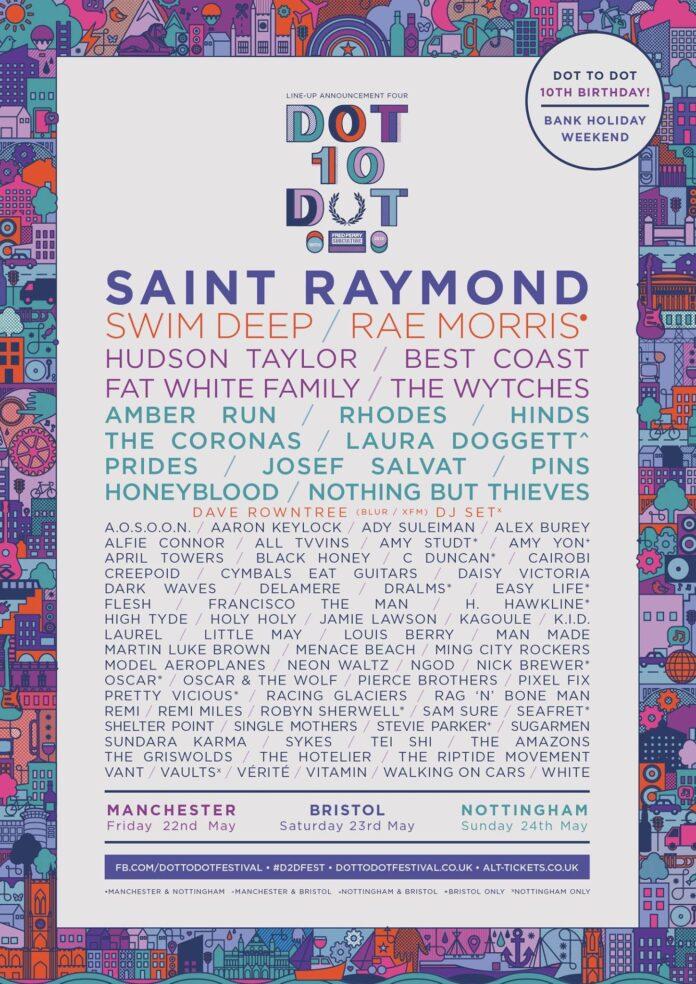 Full Dot to Dot Line Up