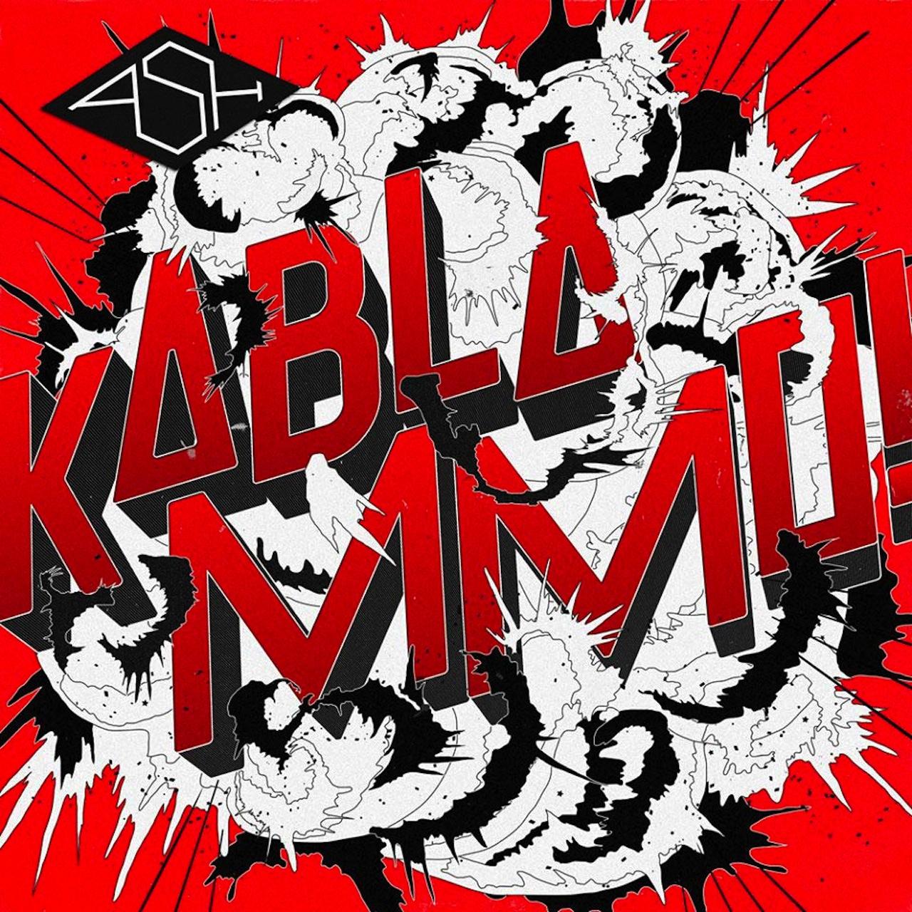 Ash Kablammo Album Cover