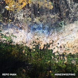 repoman minesweeping album cover  ged