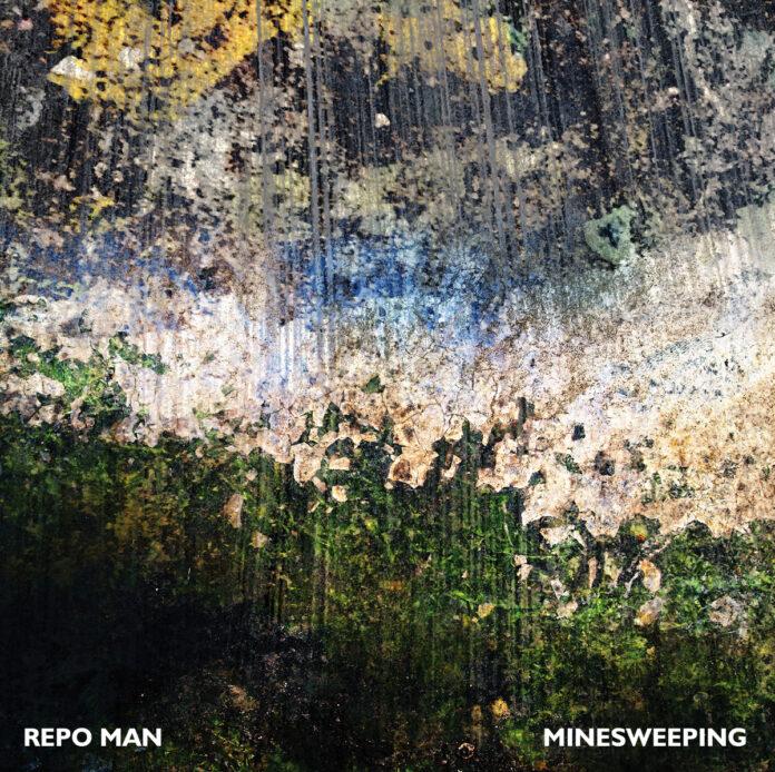 repoman minesweeping album cover art