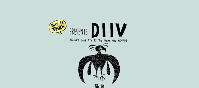 DIIV: Hare & Hounds, Birmingham 9th June 2015